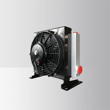 Электрический вентилятор охладителя гидравлического масла