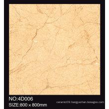 Hot Sale Rustic Full Polished Glazed Cermic Floor Tile