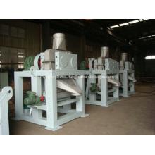 Granulador seco farmacéutico