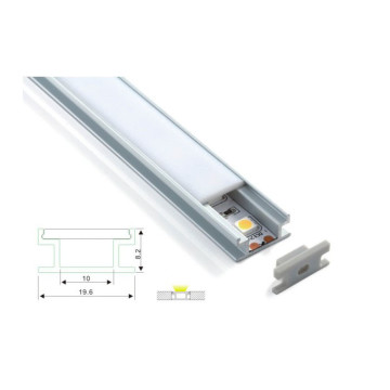 Wide Lighting Technology Lineares Licht