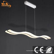 Luz conduzida de poupança de energia comercial do pendente da decoração do diodo emissor de luz