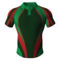 Sublimation schnelle Dri Rugby Shirts