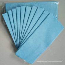 Mehrere industrielle Wischtücher 35 * 40cm verblassen nicht 2000sheet / Karton