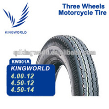 High Quality 400-12 Tricycle Tire