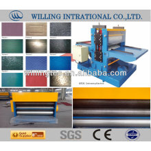 embossing plate making machine