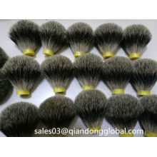 Pure Badger Hair Shaving Brush Knots