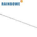 Gros spandex recouvert de fil élastique pour le tissage SCY 30150 / 48F unique fil recouvert