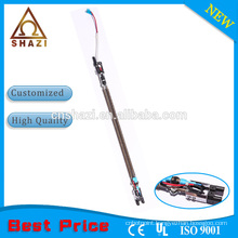 straight finned air conditioner heating element