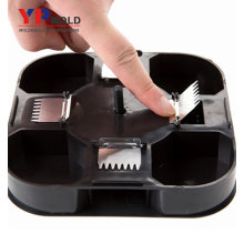 plastic injection mould Safe Anti cockroach Control Box mold making