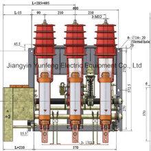 Interruptor de corte de carga por compresión de arco con fusible -12-12rd / 125-21.5