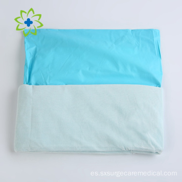 Stockinette impermeable médico desechable