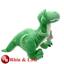Juguete de animales de peluche juguete huevo dinosaurio de incubación