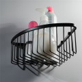 Bathroom Accessories Stainless Steel Black Towel Rack