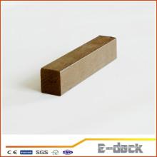 Mildewproof de alta qualidade impermeável feixe WPC sólido para banco e cadeira