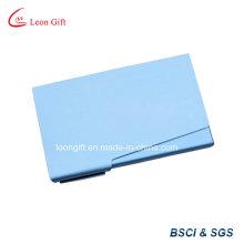 Caso de tarjeta de visita de oficina ligereza útil aluminio para promoción