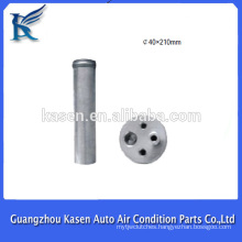 car ac r134a receiver drier/air conditioning filter drier