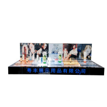 hochwertige individuelle kosmetische Produkte Shop verwendet Acryl kosmetische Ständer Zähler