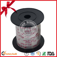 Wholesale Double Face Polyester Culy Ribbon Spool
