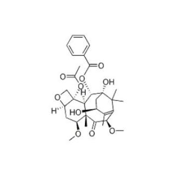 Synthesis Cabazitaxel, For Anti-Prostate Cancer CAS 183133-94-0