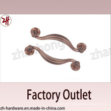Factory Direct Sale Zinc Alloy Big Pull Archaize Handle (ZH-1306)