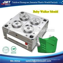 Molde plástico de alta calidad de los juguetes de los niños de la inyección para el fabricante del andador del bebé