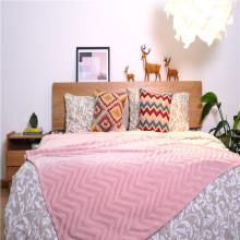 Домашний текстиль Прочные домашние постельные принадлежности Флисовое коралловое одеяло