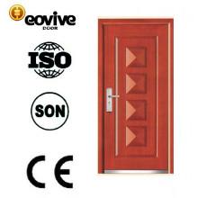 puerta de entrada blindada de acabado de superficies
