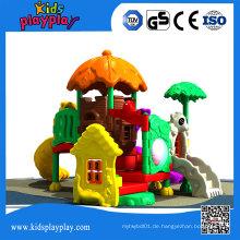 Kidsplayplay Kommerzieller Spielplatz im Freien für Spielplatzgeräte
