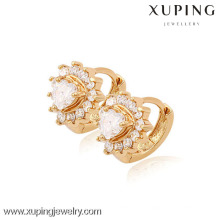 (90067)Xuping Fashion High Quality 18K Gold Plated Earring