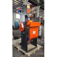 Q324 Abrator tragbare Kugelstrahlen Maschine Metall Poliermaschine