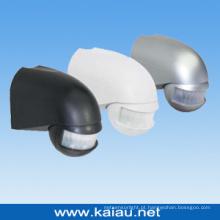 Sensor de movimento infravermelho de parede de parede de grau impermeável de 180 graus (KA-S72)