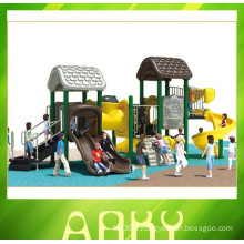 Nature jeux pour enfants aventure terrain de jeux extérieur