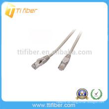 Hecho en China CAT6 UTP / FTP Cable de Lan BC cable de conexión