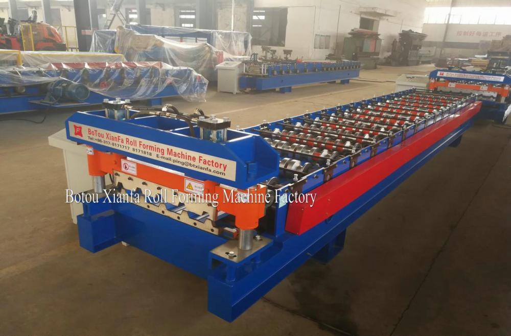 Xianfa Ibr Roof Tile Machine