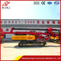 30M mini hydraulique cstatic rotatif crawlergasoline pile-driver