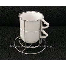 Strackable Mug, 2PCS/Se Sublimation Mug