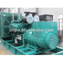 Foshan fábrica famosa marca 800kw gerador de engenharia elétrica