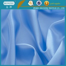 Satin Fabric Used for Garment Lining