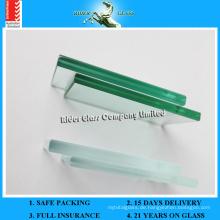 4mm Klares Floatglas mit AS / NZS 2208
