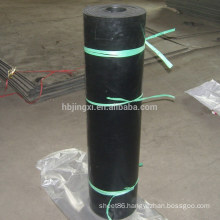Thin SBR rubber sheet in roll
