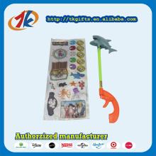 Plastic Big Mouth Shark Grabber Toys