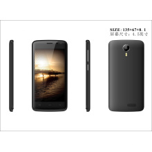 Android 4.4, 4.5 pouces Fwvga 854 * 480 IPS, double carte SIM, WiFi, Smartphone Agps