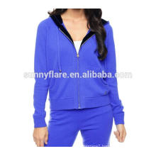 High Quality Women 100% Cashmere Coat Sweater