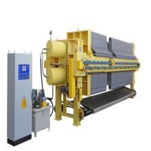 Semi Auto Hydraulic Filter Press
