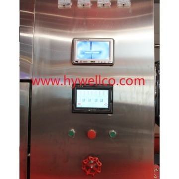 Microwave Red Date Vacuum Drying Machine