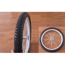 Инвалидной коляске колеса 18 Х 2,125, PU пены шины с говорил ОПРАВЫ
