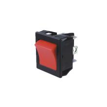 Elektrischer Verriegelungswippschalter mit LED-Licht