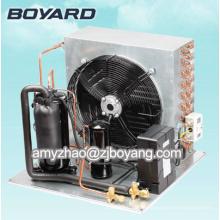 attaches pour la marine avec le condensateur de compresseur de réfrigération de l'industrie de hvac