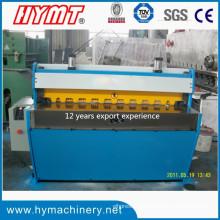 QH11D-3.2X2000 Mechanischer Typ für Edelstahlplatten-Guillotinen-Schermaschine