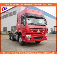 Caminhão Tractor Sinotruk HOWO 6X4 420HP